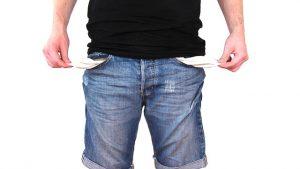 Los 5 mayores errores que las personas pobres cometen