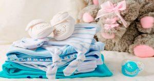 Cómo ahorrar en ropa y accesorios de bebé